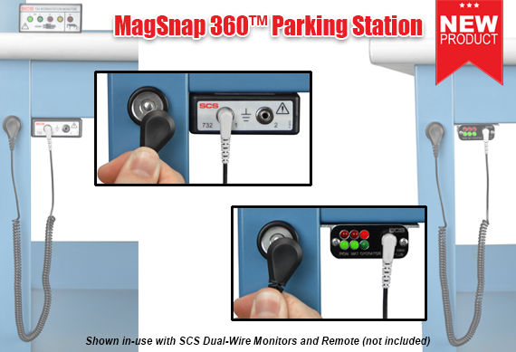 MagSnap 360_ Parking Station