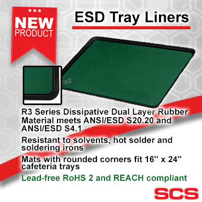 R3 Series ESD Tray Liners