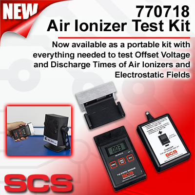 Air Ionizer Test Kit