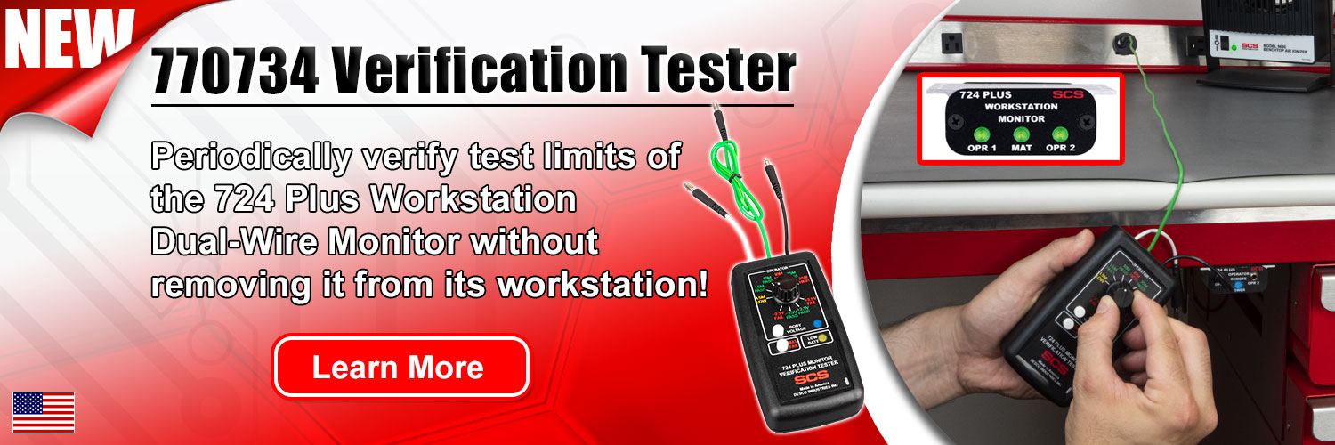 https://staticcontrol.descoindustries.com/SCSCatalog/Monitors/Workstation-Monitors/724-Plus-Workstation-Monitor/770734/?utm_source=web&utm_medium=banner&utm_campaign=SCS-770734-Verification-Tester-for