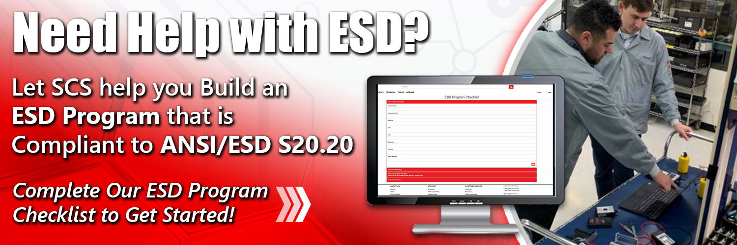 ESD Program Checklist