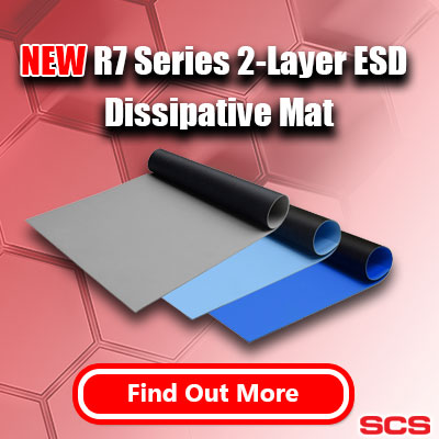 New R7 Series 2-Layer ESD Mats