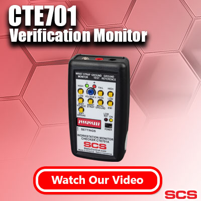 CTE701 Verification Tester
