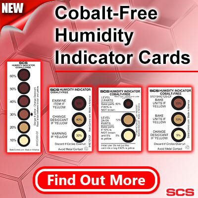 New Cobalt-Free HIC Indicator Cards