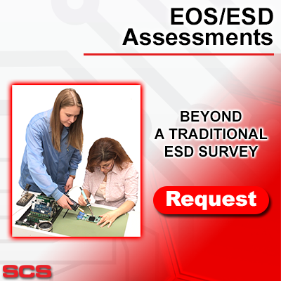 EOS/ESD Assessment - Beyond a Traditional ESD Survey