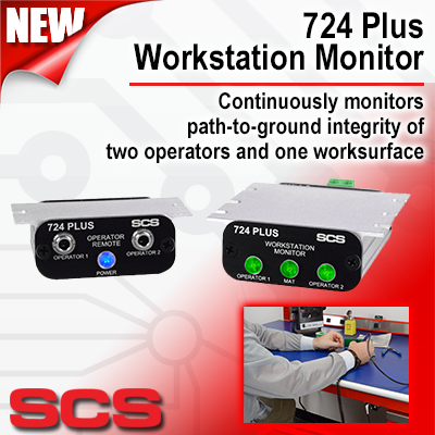 770724 - 724 Plus Workstation Monitor